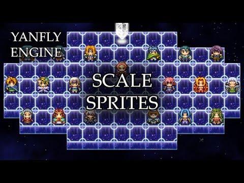 YEP.141 - Scale Sprites - RPG Maker MV