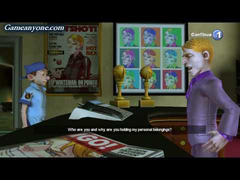 [Let's Play] [PC-HD] Leisure Suit Larry  - Box Office Bust - Part  2