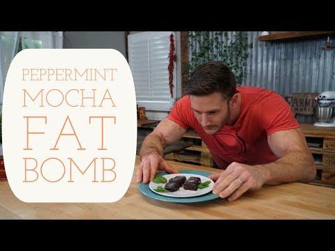 Caffeinated Keto Fat Bomb Recipe: Peppermint Mocha Truffles- Thomas DeLauer