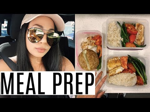 Meal Prep With Me For Weight Loss