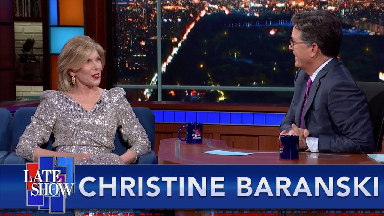"""I Think It Is Going To Be So Emotional"" - Christine Baranski On Broadway's Return"