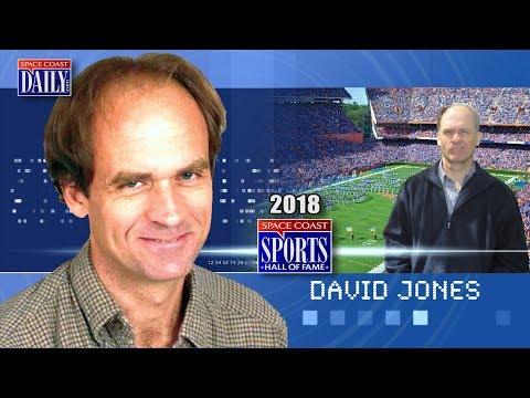 David Jones: 2018 Space Coast Sports Hall of Fame