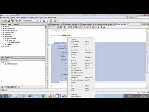 Java Program to Print Prime Numbers