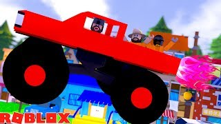 ROCKET FUEL FLYING CARS!! | ROBLOX JAILBREAK