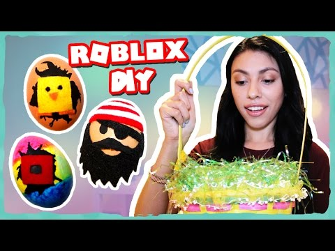 Roblox DIY - How to Make a Roblox Easter Egg (Egg Hunt 2017)