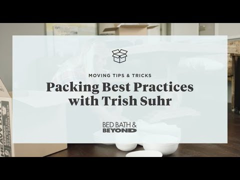Moving Tips & Tricks: Packing Best Practices