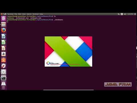 Apache NetBeans 10 Installation on Ubuntu 16.04 LTS and Java 11 Modular Programming