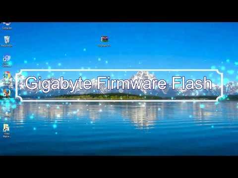 How to Flashing Gigabyte firmware (Stock ROM) using Smartphone Flash Tool