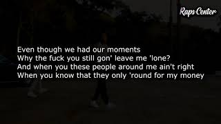YoungBoy Never Broke Again - Unchartered Love [LYRICS]