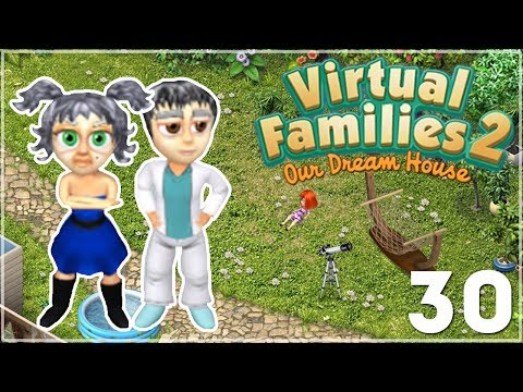 Raising a Trio of Fashionable Young Prodigies!! • Virtual Families 2 - Episode #30