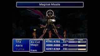 Final Fantasy VII - New Threat Mod v1 4 Playthrough, Part 83