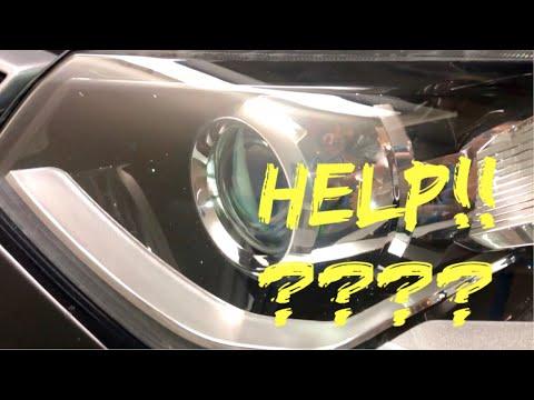 LED headlight help