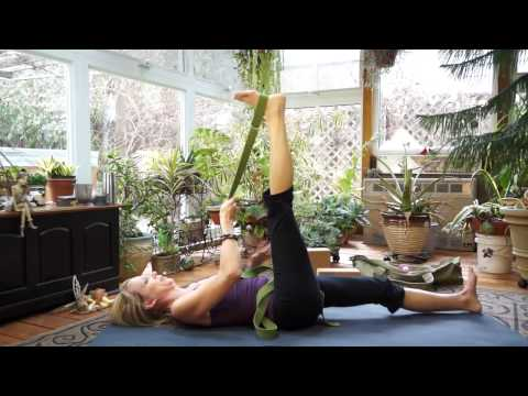 Tight Hamstrings Relief with this simple Yoga Stretch
