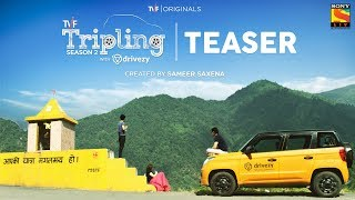 TVF Tripling Season 2 | Teaser | All episodes streaming April 5th on SonyLIV & TVFPLAY