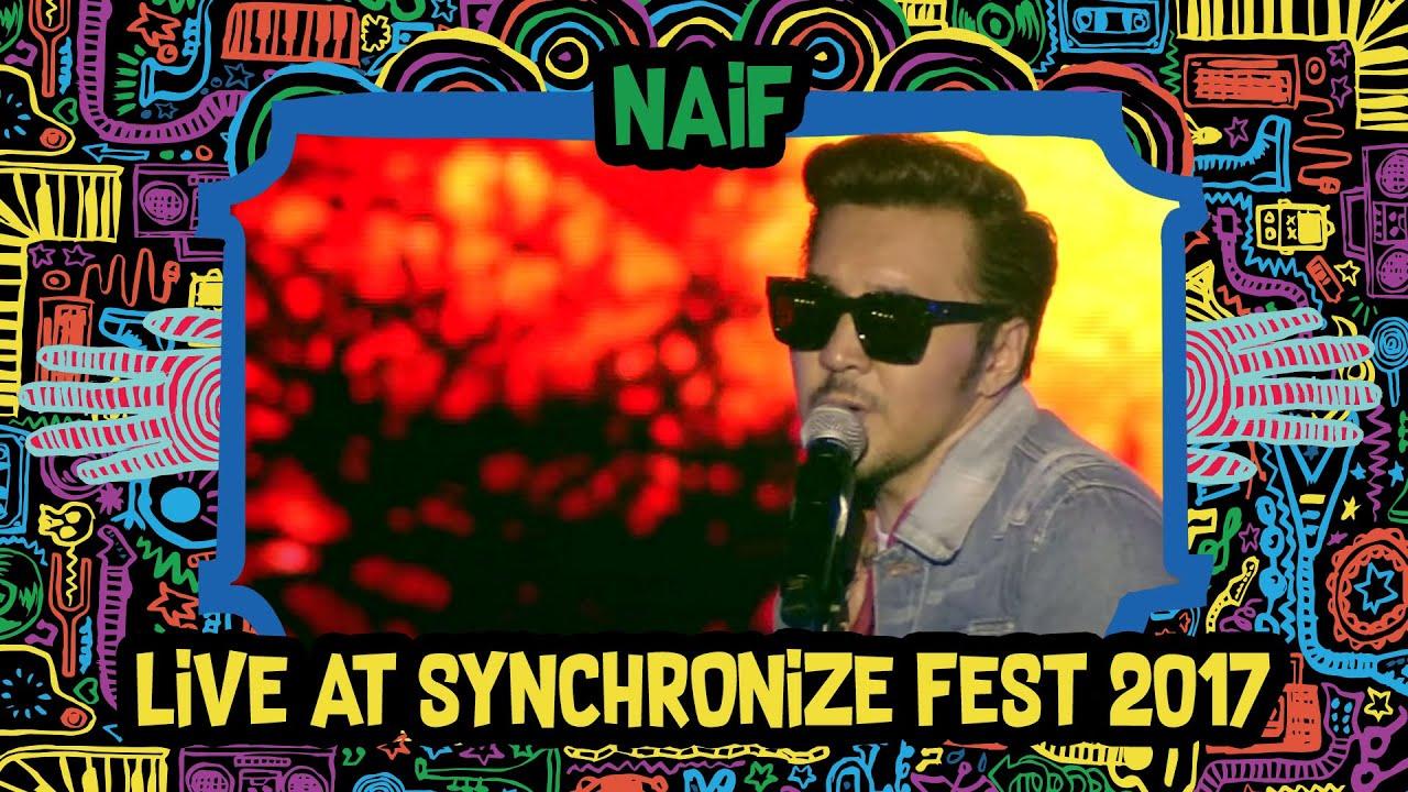 Download NAIF LIVE @ Synchronize Fest 2017 MP3 Gratis
