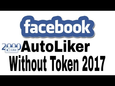 Facebook autoliker 2017 without token no login required 100% working