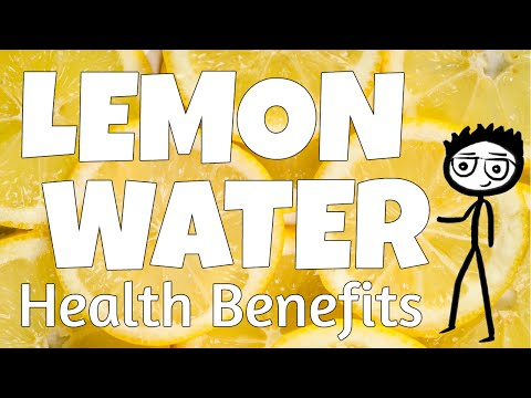 10 Lemon Water Benefits + How to Make (and detox)
