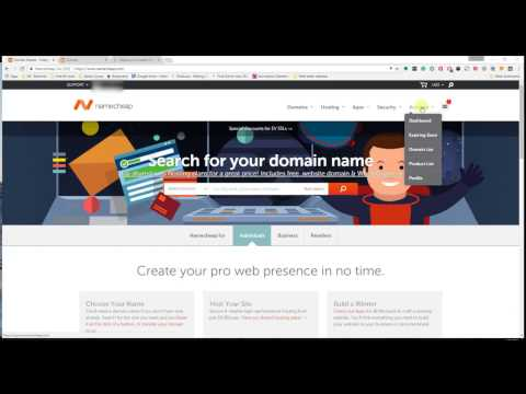 Connecting your Domain to your SiteGround Hosting Account