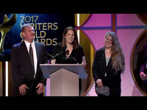 General Hospital takes home the 2017 Writers Guild Award for Daytime Drama