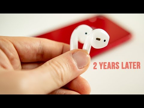 Apple AirPods Review (2 Years Later) - Still a $160 Joke?