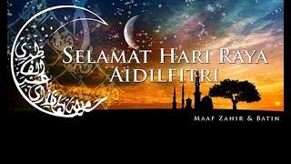 Sudirman Feat. Zaleha Hamid - Inang Di Aidilfitri