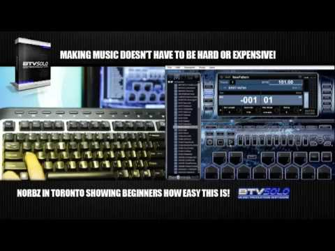 Music making programs to make your own beat..LIVE demo!!!