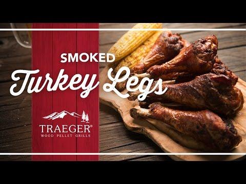 Legendary Smoked Holiday Turkey Legs | Traeger Grills