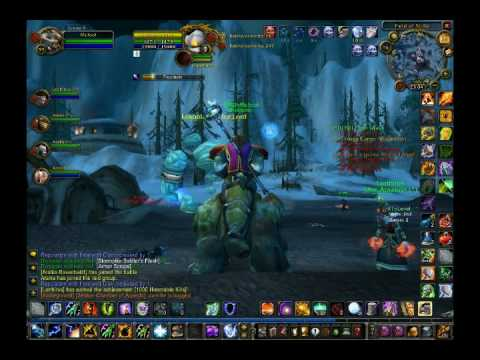 WoW - Ice Lord killing allys in BG