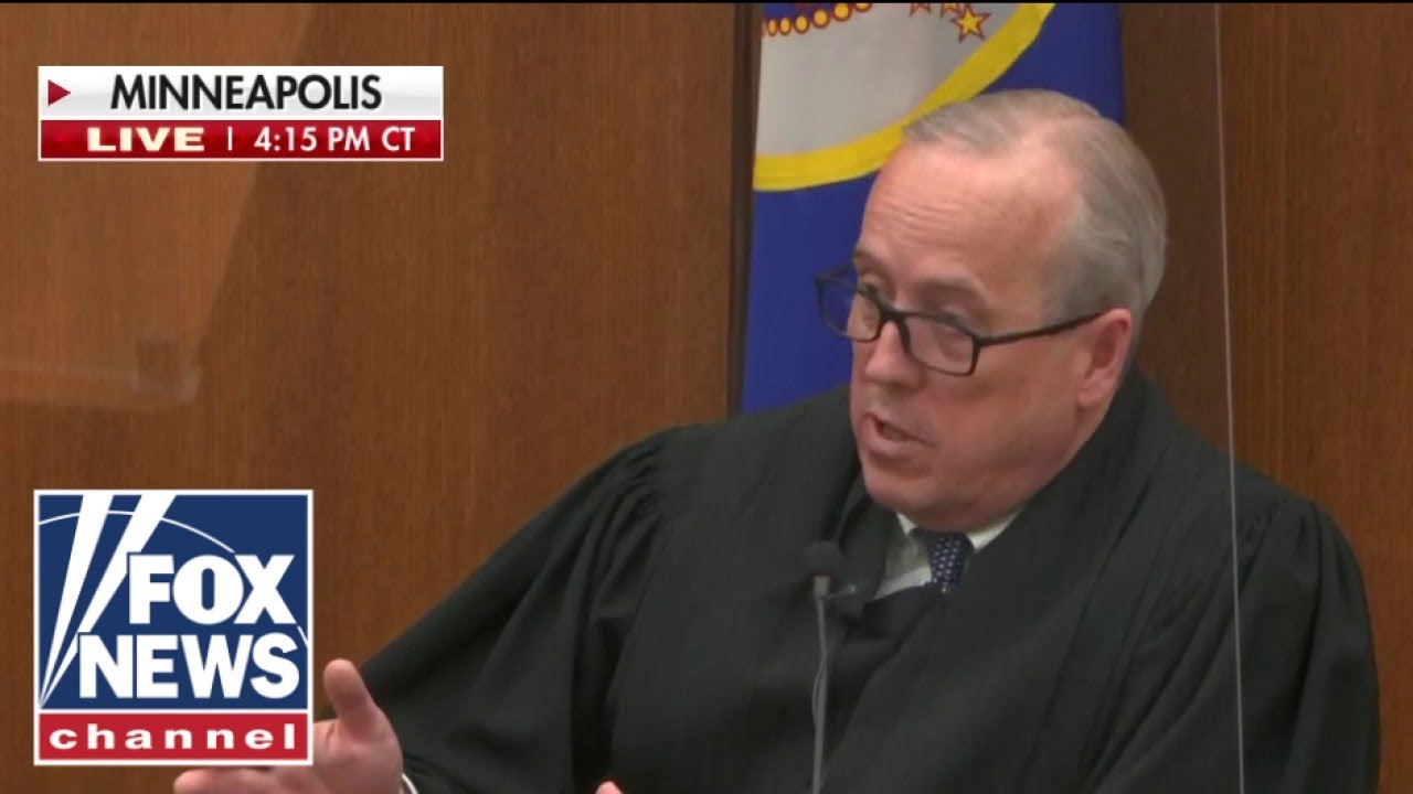 Judge in Chauvin case slams Maxine Waters' comments; 'The Five' reacts