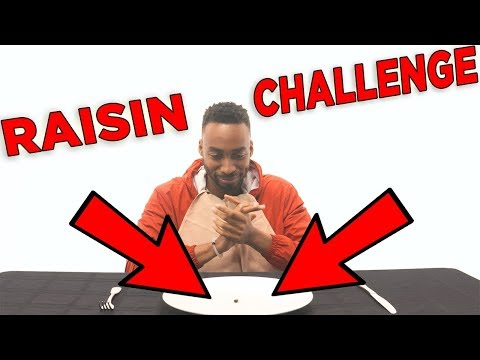Eating 1 Raisin for 1 Hour