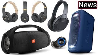 Up Coming Products For 2017 Q4 - JBL BoomBox, Sony GTK-XB60, Beats Studio 3 And More!