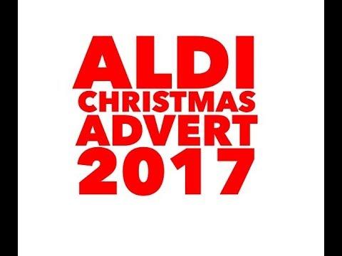 Aldi Christmas advert 2017 - love that carrot