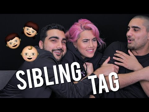 SIBLING TAG/GET TO KNOW US | BODMONZAID