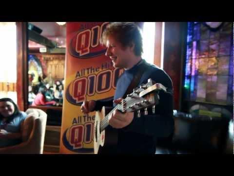 Ed Sheeran: US Tour Diary 2013 (Part 1)