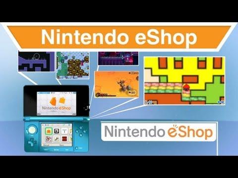 Nintendo eShop - Benefits of Connecting Video
