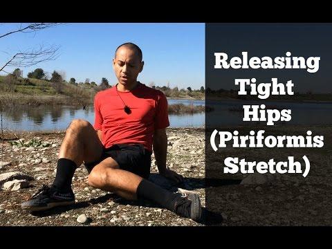 Sciatic Nerve Pain Relief (Releasing Tight Piriformis)