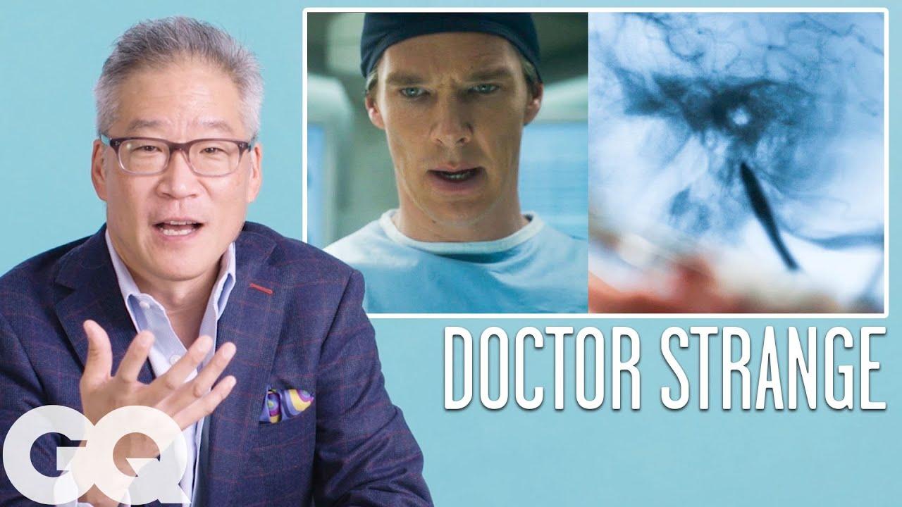 Cardiac Surgeon Breaks Down Surgeries From Movies & TV | GQ