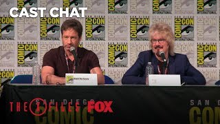 THE X-FILES Panel At Comic-Con 2017 | Season 11 | THE X-FILES