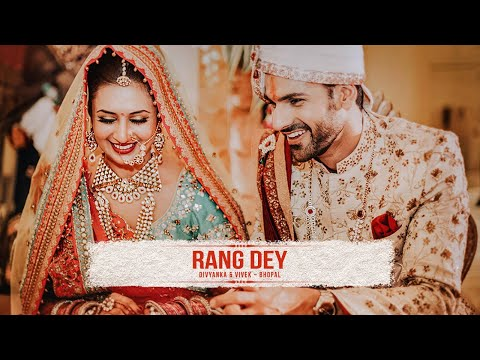 Xxx Mp4 Rang Dey The Wedding Trailer Of Divyanka Tripathi Amp Vivek Dahiya By The Wedding Story 3gp Sex
