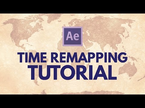 Slow Down Animations in After Effects with Time Remapping
