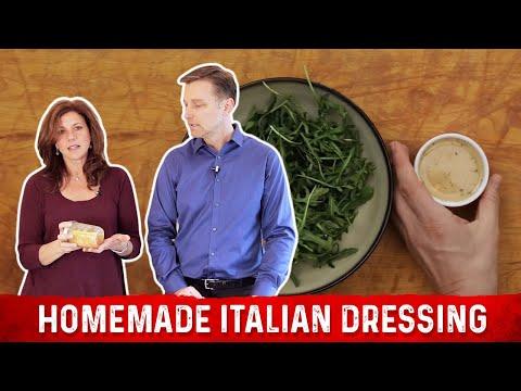 Recipe for Homemade Italian Dressing
