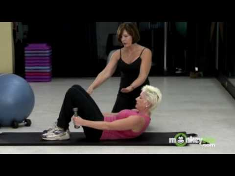 Fit Over 50 - Abdominal Exercises