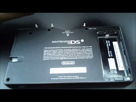 Nintendo DSi Wifi Replacement Card Guide |