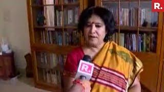 Taslima Nasreen On Rohingya Muslim Issue | Exclusive