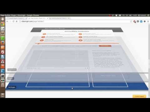 How to Use WordPress SiteOrigin Page Builder Drag and Drop Layout Plugin