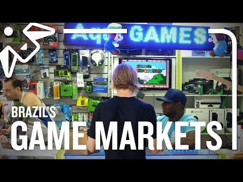 Brazil's Video Game Gray Markets