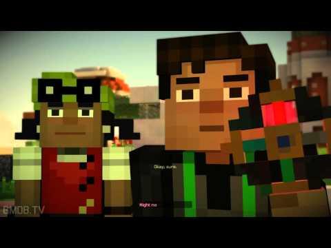 Minecraft: Story Mode Episode 2