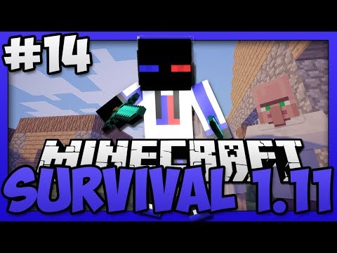 Minecraft - Survival Vanilla Version 1.11 (Singleplayer)  - How did I forget to do this.......