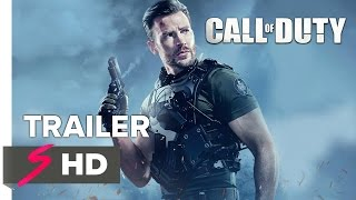 Call of Duty Movie Trailer #1 (2017) Chris Evans (Fan Made)