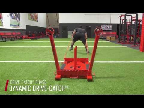 LB Sled Run Game Training Video